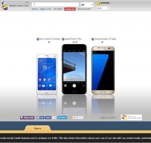 Comparativa teléfono móvil