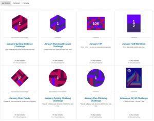 7 apps para recuperar la forma. Los retos de Strava